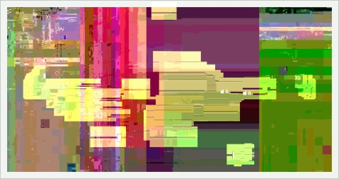 Glitch Decoration GIF Glitch animation made for a glitch sound effect. Based on cc0/pd commons.wikimedia.org/wiki/File:Glitch_video.ogg, Licensed under CC-BY-SA 3.