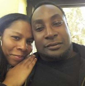 Rakeyia Scott and Keith Lamont Scott