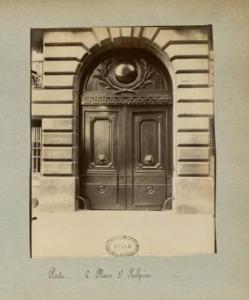 Porte 6, Saint Surplice