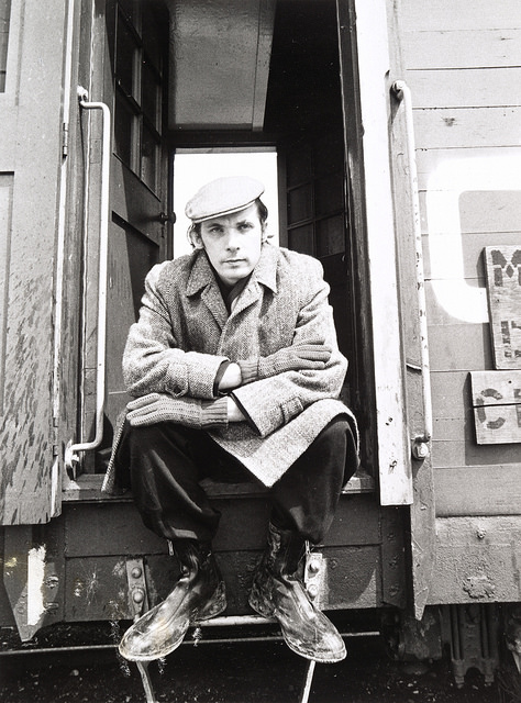Glenn Gould Publicity Photo For The Idea Of North, Courtesy Of Canadau0027s  BiblioArchives/ LibraryArchives
