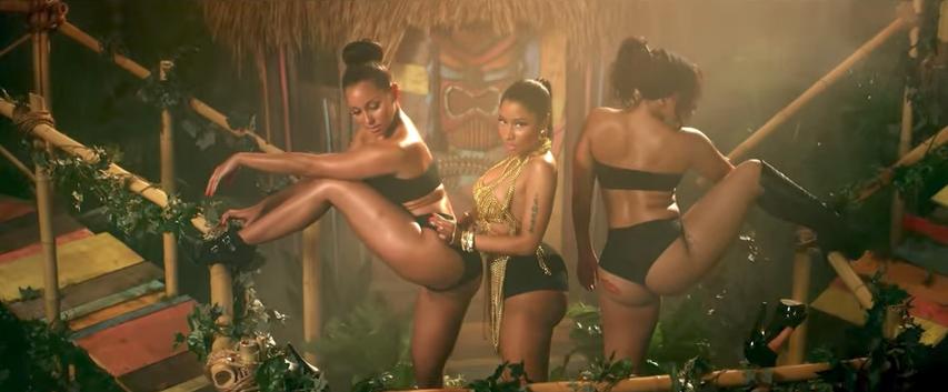 Nicki Minaj – Chun-Li (CDQ) Mp3 Download