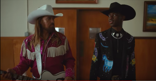 6e69977c Lil Nas X's infectious twang
