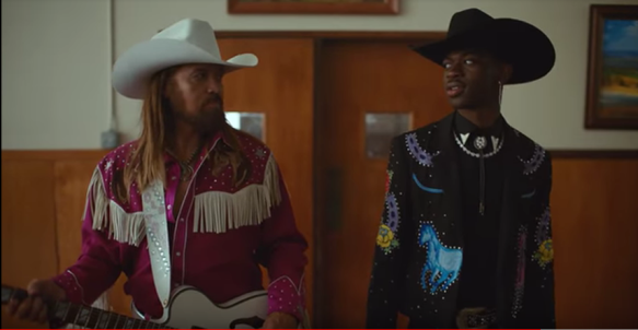 Lil Nas X's infectious twang